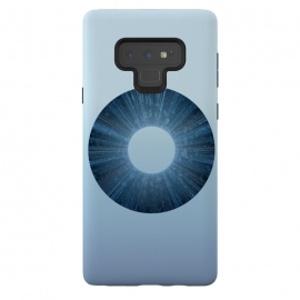 Galaxy Note 9  Blue Iris Object by Andrea Haase