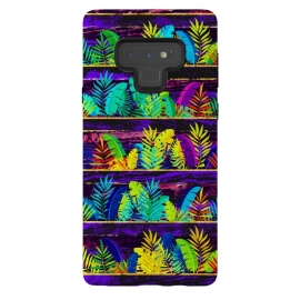 Galaxy Note 9  Tropical XIII by Art Design Works