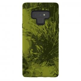 Galaxy Note 9  Satori in Green by