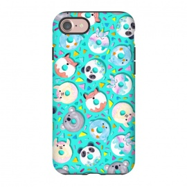 iPhone 8/7  Animal Donut Confetti by gingerlique