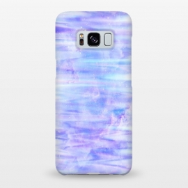 Galaxy S8+  Purple galaxy marble by Jms