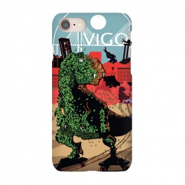 iPhone 8/7  Mutation T-Rex on Vigo by Varo Lojo