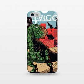 iPhone 5/5E/5s  Mutation T-Rex on Vigo by Varo Lojo