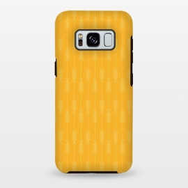 Galaxy S8 plus  arrows yellow by