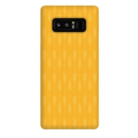 Galaxy Note 8  arrows yellow by TMSarts