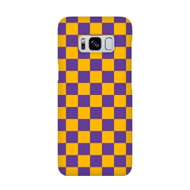 Checkered Pattern II by Art Design Works