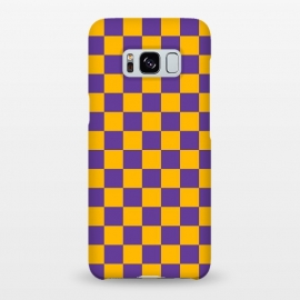Galaxy S8+  Checkered Pattern II by Art Design Works