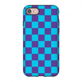 iPhone 8/7  Checkered Pattern III by Art Design Works