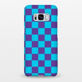 Galaxy S8+  Checkered Pattern III by Art Design Works