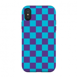 Checkered Pattern III by Art Design Works