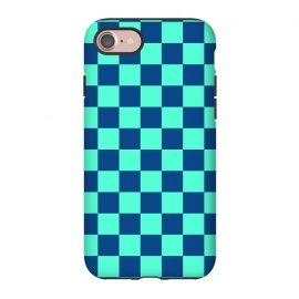 iPhone 8/7  Checkered Pattern VI by Art Design Works