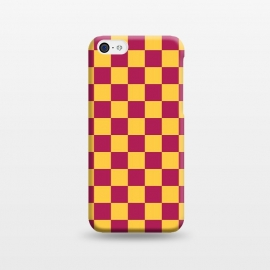 iPhone 5C  Checkered Pattern VII by Art Design Works