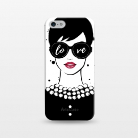 iPhone 5/5E/5s  Love Girl by Martina