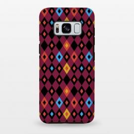 Galaxy S8 plus  Rhombus Pattern 2 by