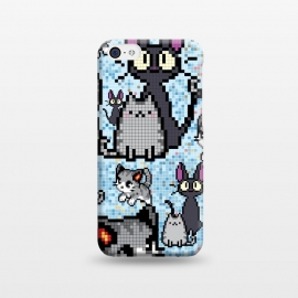 iPhone 5C  Cat and kitten by Bledi