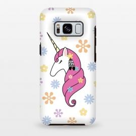 Galaxy S8 plus  Hippie Unicorn by
