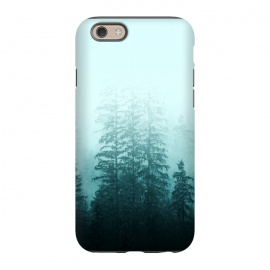 iPhone 6/6s  Blue Coniferous Forest by Creativeaxle