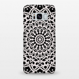 Galaxy S8+  Tribal Mandala G385 by Medusa GraphicArt