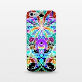iPhone 5/5E/5s  Ethnic Style G11 by Medusa GraphicArt