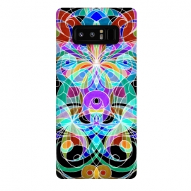 Galaxy Note 8  Ethnic Style G11 by Medusa GraphicArt