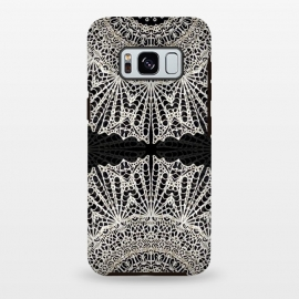 Galaxy S8 plus  Mandala Mehndi Style G384 by