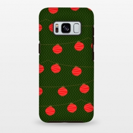 Galaxy S8 plus  RED LIGHTS PATTERN by