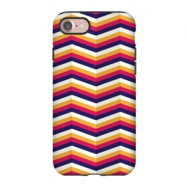 iPhone 8/7  TRIANGLE LINES PATTERN by MALLIKA