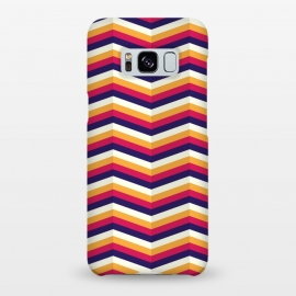 Galaxy S8+  TRIANGLE LINES PATTERN by MALLIKA