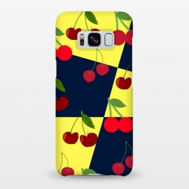 Galaxy S8+  CHERRY PATTERN by MALLIKA