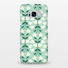 Galaxy S8+  Belle Flower by TracyLucy Designs (FLORAL,PATTERN,PRETTY,NATURE)