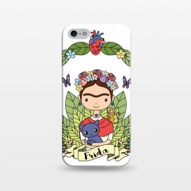 iPhone 5/5E/5s  Frida by Laura Nagel