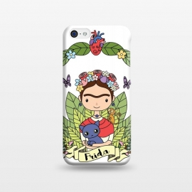 iPhone 5C  Frida by Laura Nagel