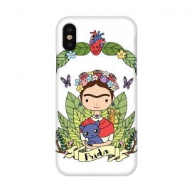 iPhone X  Frida by Laura Nagel