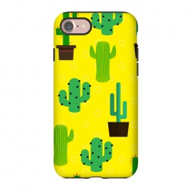 iPhone 8/7  cactus pattern by MALLIKA