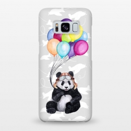 Galaxy S8+  Aviator Panda by gingerlique