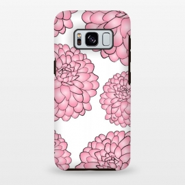 Galaxy S8+  Pink Chrysanthemum by Martina