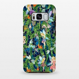 Galaxy S8 plus  Emerald Forest Fairies by
