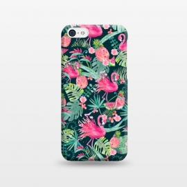 iPhone 5C  Tropical Summer by gingerlique