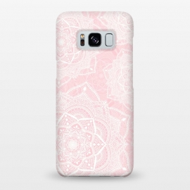 Galaxy S8+  Pink mandalas by Jms