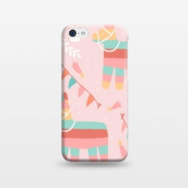 iPhone 5C  Blush Mexican Piñata by ArtPrInk