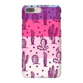 Cactus in Pink Tones by Rossy Villarreal