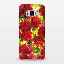 Galaxy S8+  Colorful Roses by Rossy Villarreal