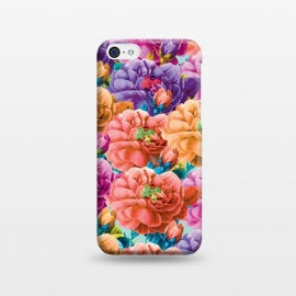 iPhone 5C  Vintage Pompom by Rossy Villarreal