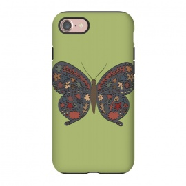 iPhone 8/7  Butterfly by Merveilleux Clement