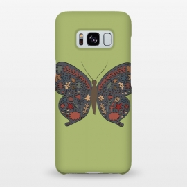 Galaxy S8+  Butterfly by Merveilleux Clement