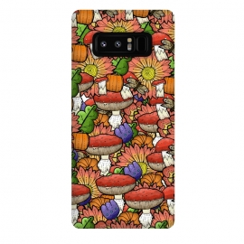 Galaxy Note 8  Autumn Pattern by