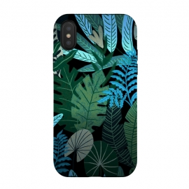 Tropical Jungle at Night- Eve's Jungle by Utart