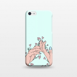 iPhone 5C  Let It Grow by The Optimist