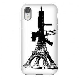 iPhone Xr  Eiffel Power by Brandon Combs ()