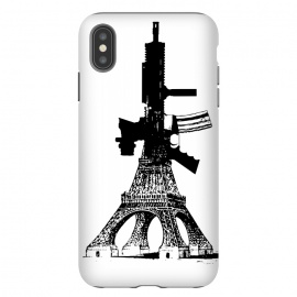 iPhone Xs Max  Eiffel Power by Brandon Combs ()